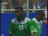 Чемпионат Мира 1994. Основная часть. 1/8 финала. Нигерия - Италия (основное время)
